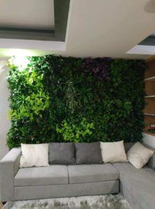 Tường cây giả ở quận 9 rẻ đẹp và bền lâu nhất