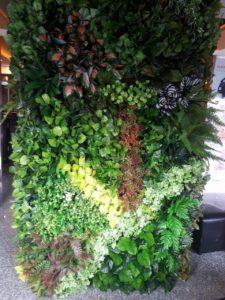 tường cây giả giá bao nhiêu
