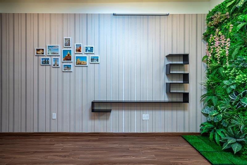 Có nhiều loại tường cây giả khác nhau bạn cần biết trong cuộc sống