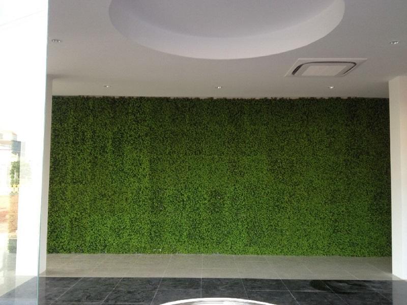 Tường hoa lá giả là địa chỉ hoàn hảo trên thị trường cho khách hàng